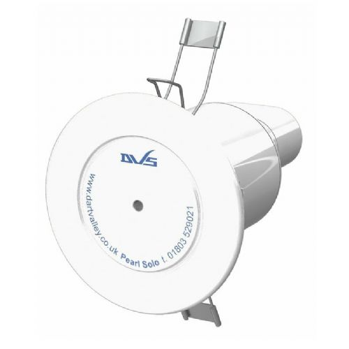 DVS Pearl Solo Ceiling-Mounted Single Urinal Flush Controller (Mains Power)